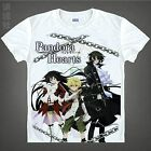 P andora Hearts B-rabbit Alice Mens Womens 100% Cotton T-shirt Tee Tops Costume
