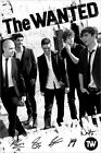 New Boys in Black and White The Wanted Poster