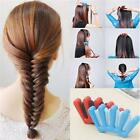Fashion Hair Braider Braid Braiding Styling French Plait Twist Style Sponge Tool