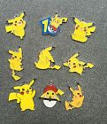 lot Pikachu Pokemon Metal Charm Pendant DIY Necklace Jewelry Making L31