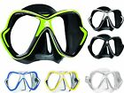 NEW 2017 UPDATED Mares X-Vision Dive Snorkel Mask - WORLDS BESTSELLING MASK