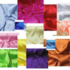 Crafts - PREMIUM SATIN CHARMEUSE WEDDING BRIDAL SILKY FABRIC 60