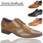 Mens Charles Southwell Ambassador Brogue Official Shoes Office Work Size UK 7-12