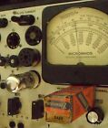 Hickok Tested 5 Volt Vacuum Tubes - NEW Old Stock