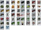 Transformers Legends Small Toy Figures Autobots & Decepticons