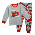Toddler Baby Kids Boy 2PCS Cartoon Outfits Sleepwear Nightwear Pajamas Pj's Sets