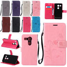 For LG K4 K7 K10 G3/G4 mini PU Leather Flip Wallet Cover Case Protector