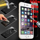 Lot Premium Screen Protector Premium Tempered Glass Protective Film For iPhone