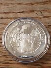 Commemorative 1.22 Troy Ounce Silver Coin Year of Racial Violence&Riots  #2424