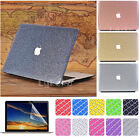"""3in1 Glitter Bling Shiny Hard Case for MacBook Air 11""""Pro 13"""" 15"""" Touch Bar 2016"""