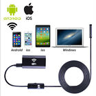 WIFI Waterproof Endoscope Inspection Camera for Google Pixel XL Nexus 6P LG G5 6
