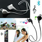 Wireless Bluetooth Sport Stereo Headset Heaphone Eaphones For Smartphone PC PS3