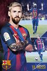 Barcelona FC Messi Collage Maxi Poster 61 x 91,5 cm
