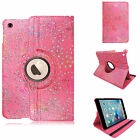 For Apple iPad 9.7 2018 (6th Generation) 360&deg; Rotating Leather Smart Case Cover <br/> Auto-Sleep Wake✅Free Screen Protector✅Also Fit 9.7 2017