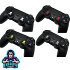 2 x [Skull Series] Thumb Stick Cover Grip Caps For Sony PS4 + PS3 Controller