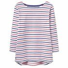 Joules Harbour Jersey Top PKBLSTR (W) Colour Pink Blue Stripe