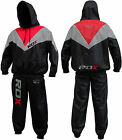 RDX Sauna Suit Heavy Duty Sweat Track Weight loss Slimming Boxing Gym Belt Fat H