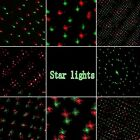 24 Patterns Outdoor Laser Christmas Light Show  Projector Remote Controller New
