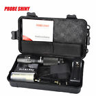 Zoomable 5000LM Lamp XML T6 LED Tactical Flashlight Battery EU Charger Case Set