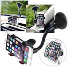 360° Rotating Car Windshield Sucker Mount Holder Stand Bracket for Cell Phone #