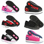 Heelys HX2 Jazzy Pure Fresh Children's Roller Shoes Dual roll Boots with 2 Reel