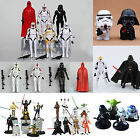 Star Wars The Force Awakens Darth Vader BB-8 R2D2 Stormtrooper Figures Toy Gift $7.01 CAD