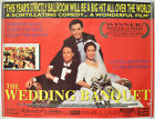 THE WEDDING BANQUET (1993) Original Quad Movie Poster - Winston Chao, May Chin