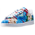 adidas Stan Smith W Womens Trainers Blue Red New Shoes