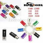 BESTRUNNER 32GB/16/8/4/2GB USB Flash Drive Memory Stick LOT Branded Fully Tested