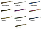 """Gene Larew 3 3/4"""" Ned Rig Inch Worm - Choice of Colors"""