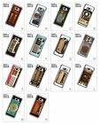 Vintage Radio Wooden Hard Back Cover Case for Samsung Galaxy S8/S8 Plus