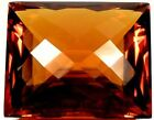 Handcrafted 88½ct+ Scotland Citrine Ancient Greece India Trade Intaglio Seal Gem