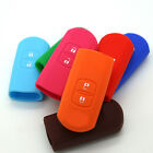 FIT FOR MAZDA 3 2 5 6 MPS SP25 MPS CX5 CX7 CX9 SILICONE KEY COVER FOB CASE SHELL