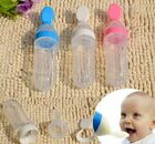 Infant Silica Gel Baby Bottle Feeding With Spoon Food Supplement Rice Cereal