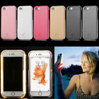 Luxury LED Light Up Selfie Luminous Phone Back Case Cover For iPhone 6 6s Plus