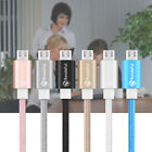 3Ft 2.4A Micro USB Charging Cable Adapter Charger for Android Samsung / LG New