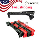 US Metal LINK Curved Angled Foregrip Front Grip For KeyMod/M-lok Handguard Rail