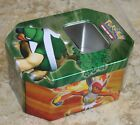 Pokemon Diamond & Pearl Torterra (2007) EMPTY Tin w/ BONUS 20 Misc. Pokemon Crds