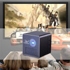Mini 3D Projector Wifi Full HD LED HDMI USB 1080P DLP Android for Home Theater