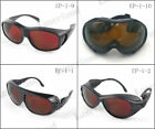 EP-1 190nm-540nm & 800nm-1700nm OD4+ CE Laser Protection Goggles Glasses Eyewear