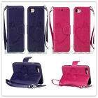 Wallet Flip PU Leather Case Cover For Apple iPhone 5S 6 6S 7 7Plus LG Phone
