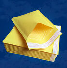 Wholesale 10/20/50/100X Kraft Bubble Mailers Padded PaperEnvelopes Self-Seal Bag