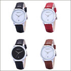 Hot Sales! Women Watches Analog Quartz Faux Leather Sport Calendar Wrist Watch