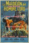 """CURSE OF THE WEREWOLF 1961 = Hombre Lobo SPANISH = POSTER 7 SIZES 19"""" - 36"""""""