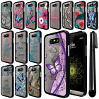 For LG G5 H850 VS987 Hybrid Clear TPU bumper Case Phone Cover + Pen