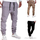 Men's Sweatpants Harem Cargo Pants Casual Jogger Sportwear Baggy dress Trousers