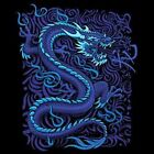 Blue Dragon Pick Your Size T Shirt 7 X Large -14 X Large