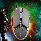 4000DPI Optical Adjustable Wired Programmable Gaming Mouse Mice for Laptop PC