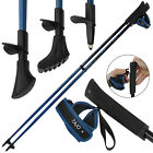 Alpidex CARBON Nordic Walking Poles TAJO fixed length sticks ultralight Hiking