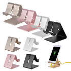 Universal Aluminum Mount Holder Stand Cradle Anti-skip for Cell Phones Tablets